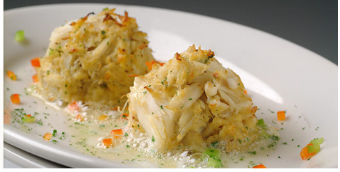 Sizzlin Blue Crab Cakes